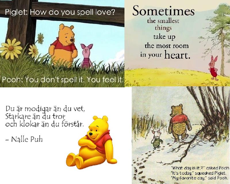 Citat av Nalle Puh