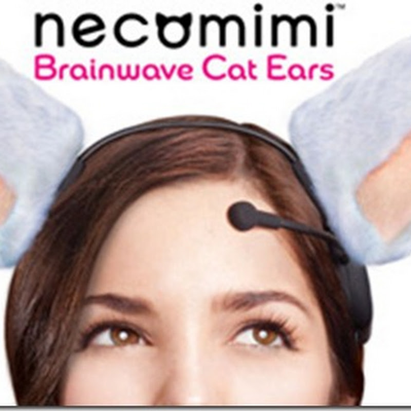 Movable Cat ears; Necomimi !