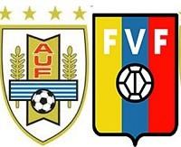Uruguay vs Venezuela en VIVO online