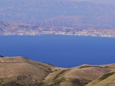 10. Sarande vazut din Corfu.JPG