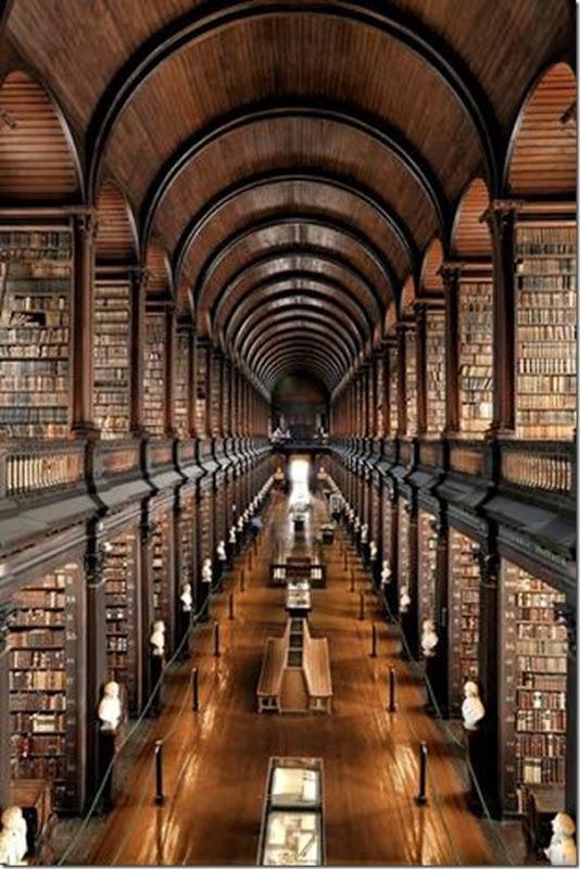 02 Biblioteca do Trinity Colleg