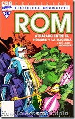 P00028 - ROM - Biblioteca Marvel #28