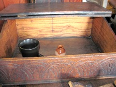 Plymouth Mayflower 8.13 small chest