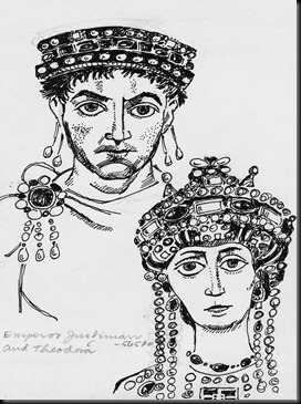 Justinian and Theodora 2