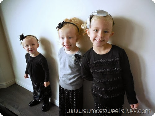 Little Girl Fashion - 30 Minute Maxi Skirts by www.SumosSweetStuff.com