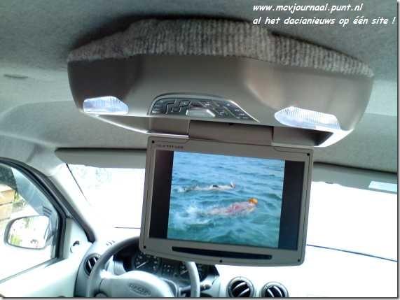 Videoscherm Dacia Duster 03