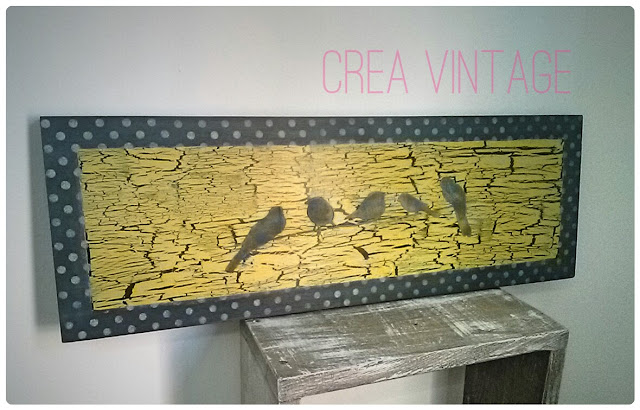 técnicas con chalk paint