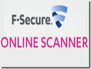 Fare la scansione malware e spyware del PC con l'antivirus gratis online F-Secure