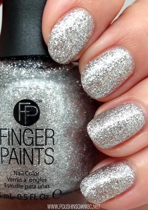 FingerPaints Silver Bells