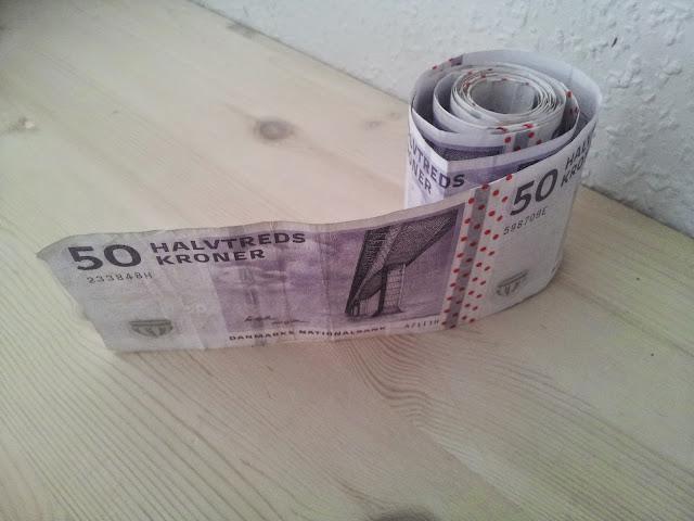 pengegave til 50 års fødselsdag