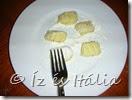 Krumplis gnocchi