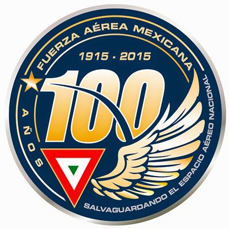 fuerza aerea mexicana logo