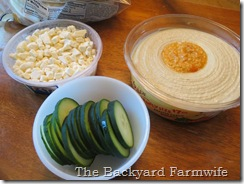 Greek pita tacos - The Backyard Farmwife