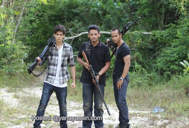 Filem Sniper MIG 124