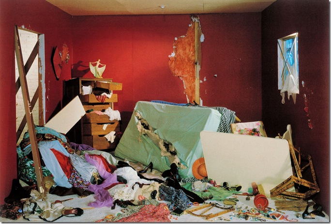 jeff wall_The Destroyed Room_1978