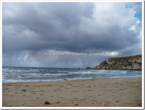Golden Bay - Stormy Seas 009