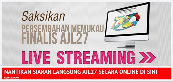 live streaming AJL27