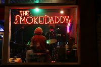 The Smoke Daddy jazz bar