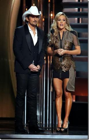 Carrie Underwood CMA Alpana Neeraj