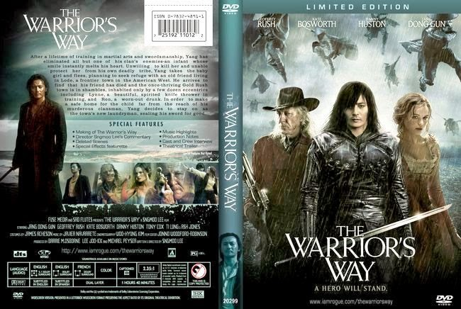 The Warrior's Way – Latino