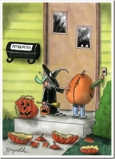 pumpkin-eater