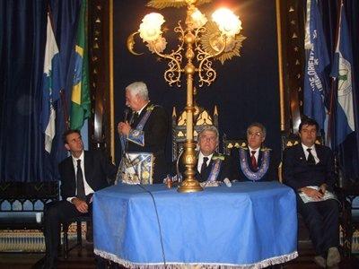 prefeito eduardo paes maçom 4 - Priscila e Maxwell Palheta