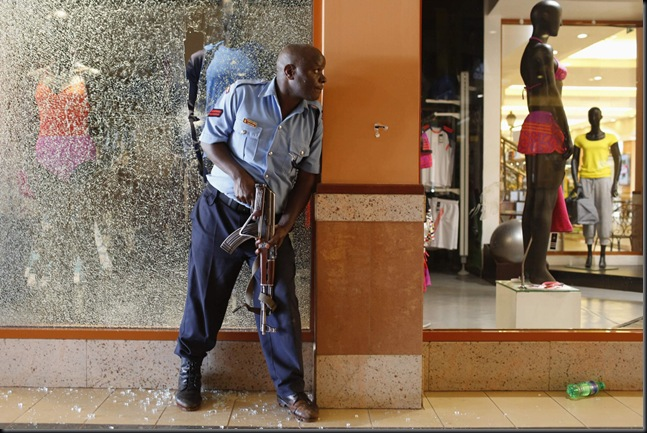 nairobi shopping mall