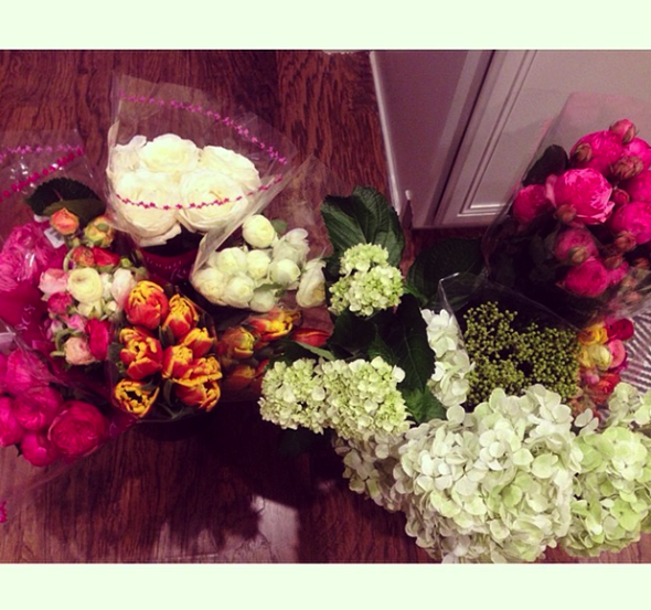 Paloma Contreras | Flowers | La Dolce Vita
