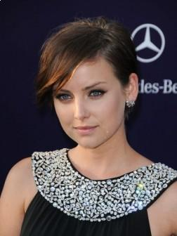 Short Brunette Haircuts 2013