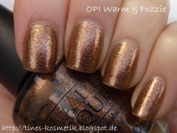 OPI Warm & Fozzie 2
