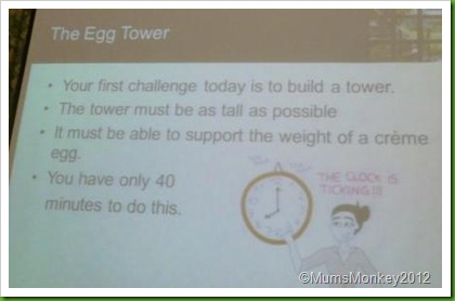 Egg Tower