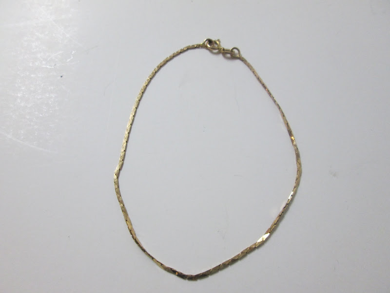 14KT Gold Bracelet 