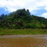 Heading Upstream In The River Canoe - Suva, Fiji