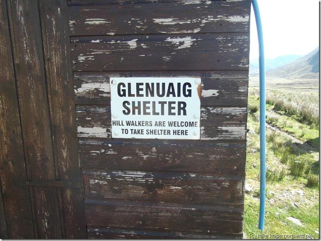 glenuaig shelter