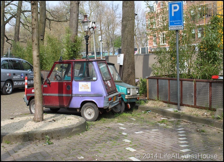 Amsterdam cars 1