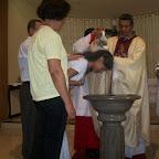 Batismo e 1ª Eucaristia de jovens e crianças da Paróquia São Francisco de Assis