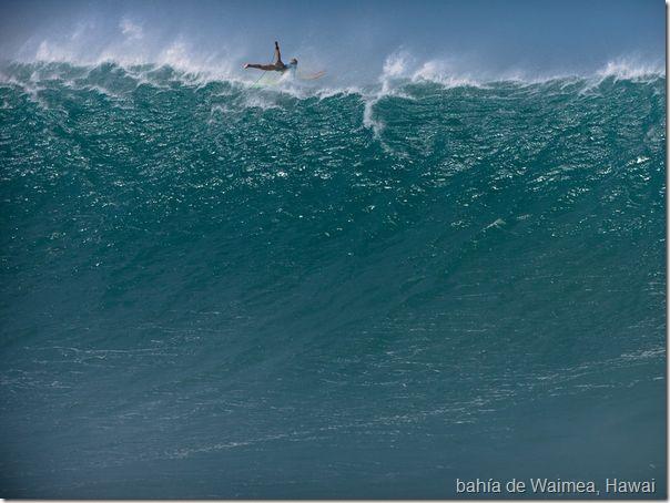 bahía de Waimea, Hawai