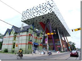 kan-School of Design OCAD Building (Toronto, Canada)