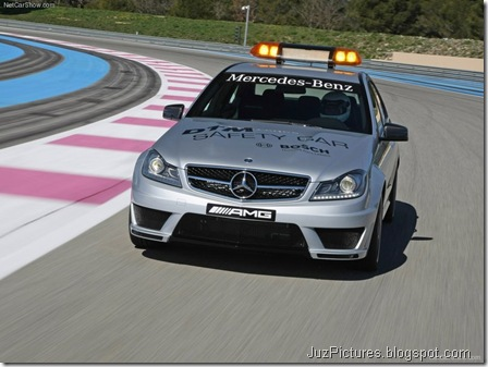Mercedes-Benz C63 AMG DTM Safety Car 4