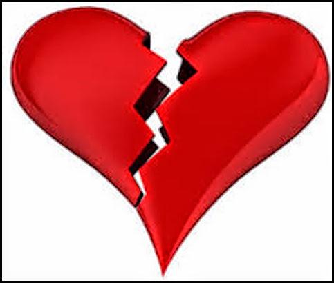 hati kecewa