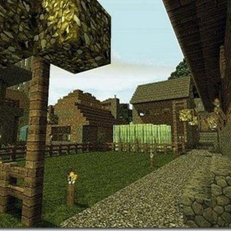 Minecraft 1.2.5 - Cyberghostde's HD Texture Pack (256X)