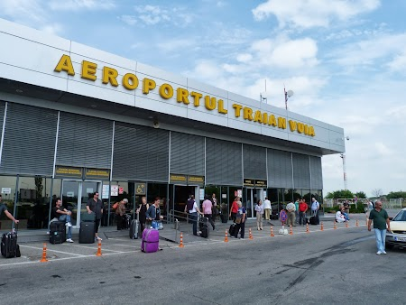 Companii aeriene in Ardeal: Aeroport Timisoara