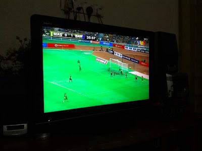 Keputusan Bola Sepak Malaysia XI lawan Barcelona FC