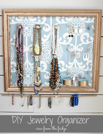 All In One Jewelry Organizer
