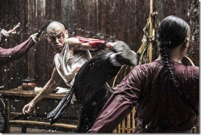 Eddie Peng in Rise of the Legend - 彭于晏 黃飛鴻之英雄有夢 08