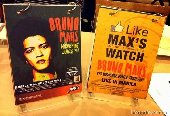 Bruno Mars concert Manila