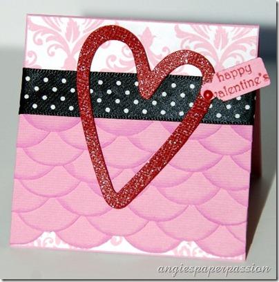 Cricut Valentine's Card