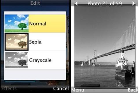 efectos fotos facebook movil