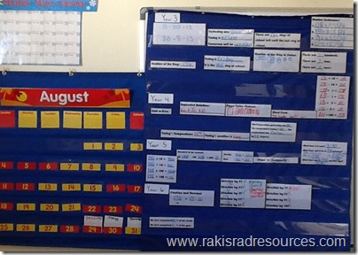 A look into the classroom of Heidi Raki of Raki's Rad Resources.  I teach Year 3 and Year 4 (Grades 2 and 3) at the International School of Morocco in Casablanca