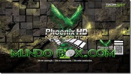 TOCOMSAT PHOENIX HD MEDIA EDITION 2